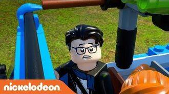 LEGO Jurassic World First Look! Nick