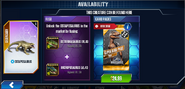 Ostaposaurus Availability
