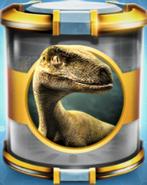 Velociraptor Gold Incubator