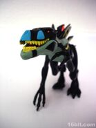 Bred to be the ultimate first strike scout, the Compstegnathus combines speed and aggression with a piranha-like appetite