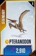 Pteranodon JWTG