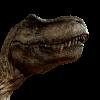 Tyrannosaurus rex Icon Evolution