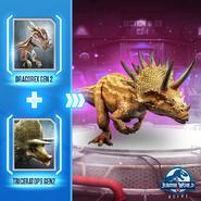 Dracoceratops Ingredients