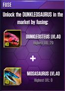 Dunkleosaurus Fusion