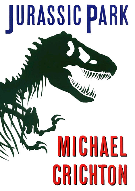 Best Book Cover Designs Of All Time : Jurassic park logo wiki fandom powered