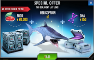 Helicoprion Special Offer