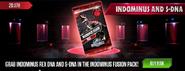 Indominus Fusion Pack News
