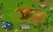 Level 40 Camarasaurus