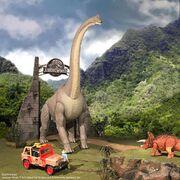 Mattel Brachiosaurus Revealed