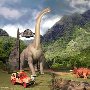 Mattel Brachiosaurus Revealed