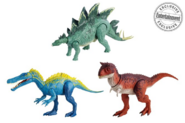 Jurassic World Action Attack Assortment
