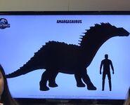 Mattel-2019-Amargsaurus