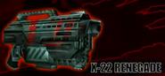 X-22 Renegade