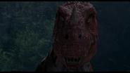 Цератозаврразворачивается