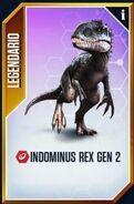 Indominus gen 2 card