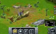 Jurassic Park Builder Tapejara Level9 Nov. 05, 2015
