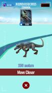 Nundasuchus on map