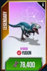 Yudon Card