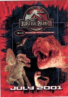 2001-Inkworks-Jurassic-Park-III-Trading-Card-Promo