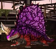 Dimetrodon Lvl. 40