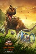 Camp Cretaceous Second Poster