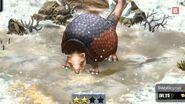 Jurassic Park Builder Doedicurus lvl 25