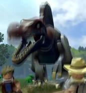 Spinosauruslegojw