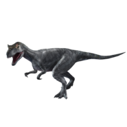 Jurassic world allosaurus by sonichedgehog2-dcircj8