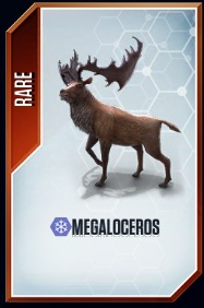 Megaloceros card