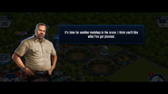 Arena Challenge 7 dialog