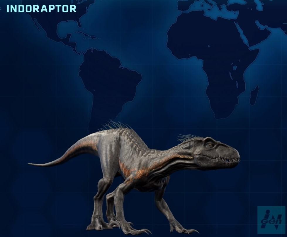 Indoraptor/JW: E | Jurassic Park wiki | FANDOM powered by Wikia