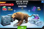 Sarkastodon Special Offer