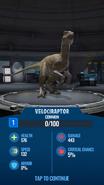 Velociraptor JWA