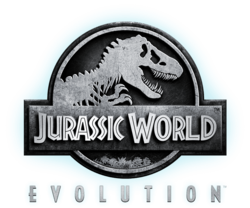 Jurassic World Evolution - Logo