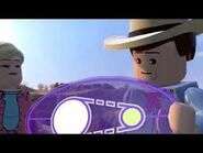 Lego Jurassic World Video Game Lego Dimensions Easter Egg