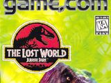 The Lost World: Jurassic Park (game.com)