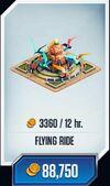 Flying-ride