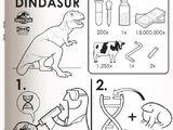 Воссоздание динозавров