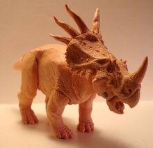 JPstyracosaurprototype