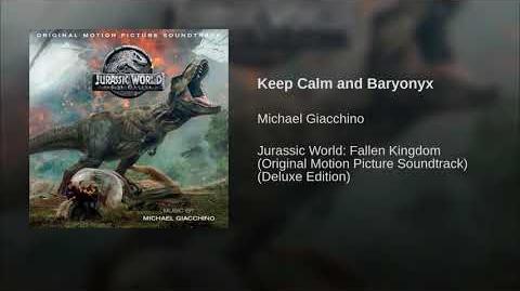 Keep Calm and Baryonyx