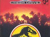 Jurassic Park (videojuego de Mega Drive/Genesis)