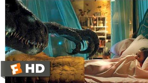Jurassic World Fallen Kingdom (2018) - Indoraptor vs Blue Scene (8 10) Movieclips