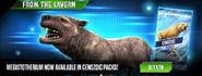 Megistotherium Announcement