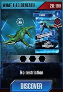What Lies Beneath (Kronosaurus)