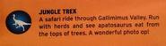 Jungle Trek JW map