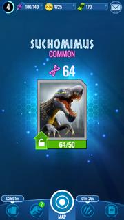 Suchomimus Unlock