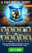 Lord Lythronax Special Event