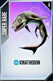 Xinathodon Card
