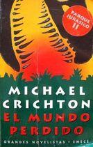 El mundo perdido crichton