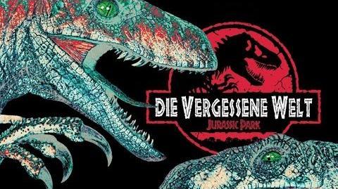 Jurassic Park 2 - Vergessene Welt - Trailer SD deutsch